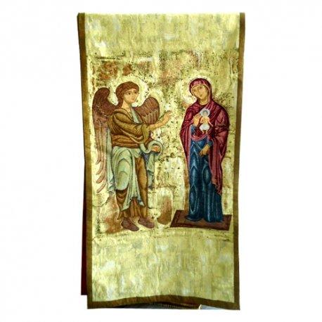 Cubre atril Anunciación