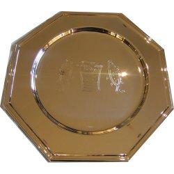 Patena octogonal