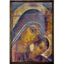 Icono Virgen del Camino