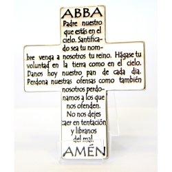 Cruz Padre Nuestro